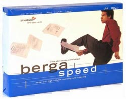 Berga Speed (Берга) A4 80 г/м2 (Финляндия)