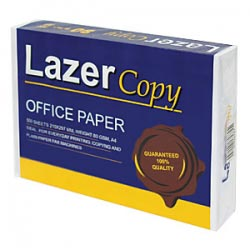Бумага Lazer Copy 80 г/м2