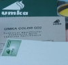Бумага плотная Umka Color картон 230 г/м2 64х90